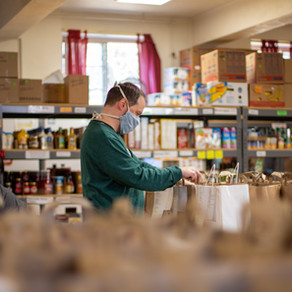 Nourishing the community and fighting food insecurity