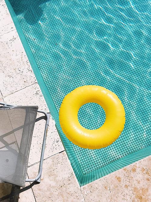 Zwemband mellow yellow