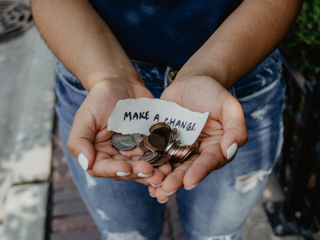 Introducing: Cash for Clothes, Cash for Charities