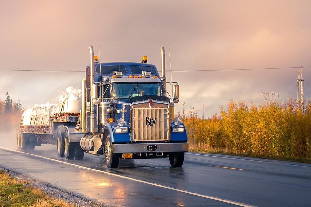 New Venture Trucking Insurance