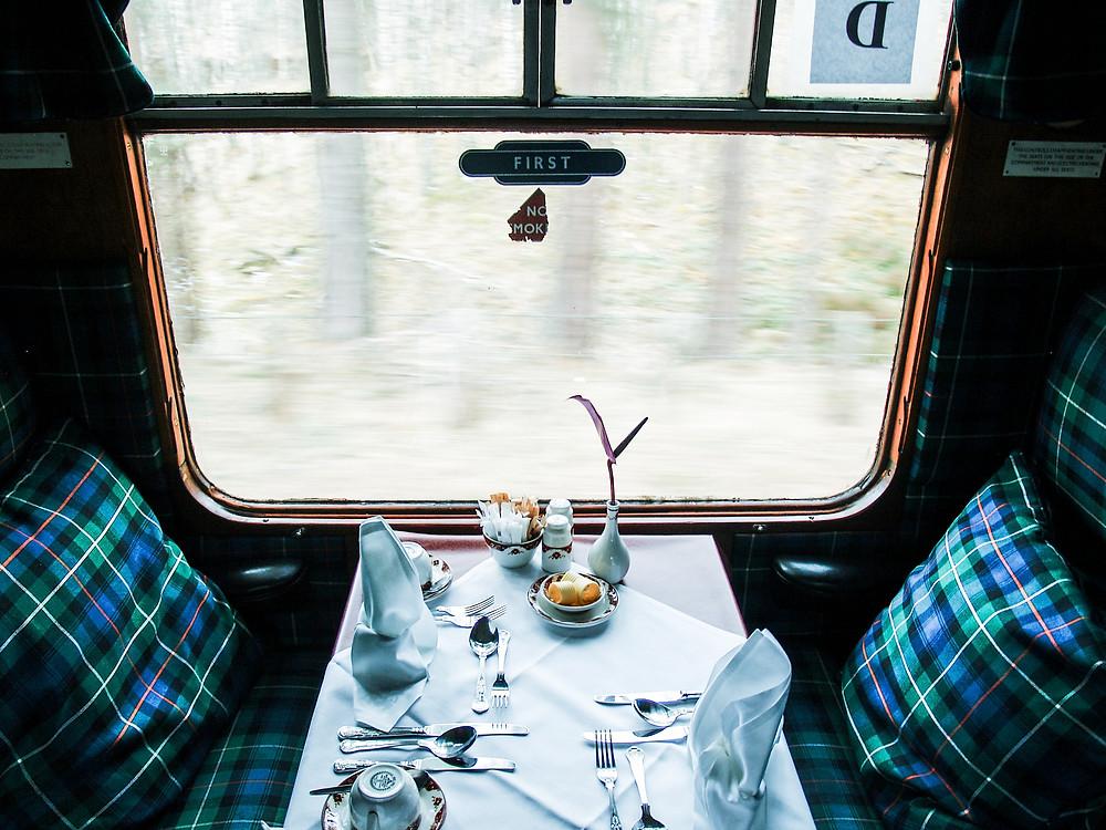 Ruta de tren Orient Express