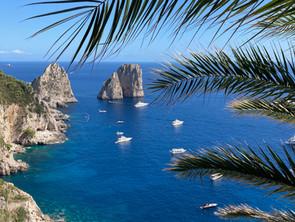 Capri Capsule: Summer Must-Haves for Italian Island Life by StylePop's Pamela McKillop.