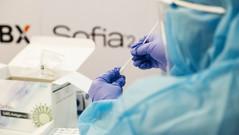 Koronawirus: blisko 3000 hospitalizowanych pacjentów, w tym 790 na oddziale intensywnej terapii
