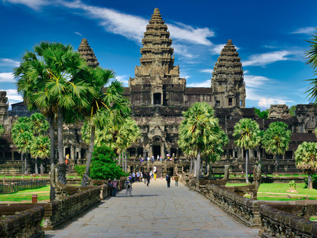 USA Document Certification for Use in Cambodia (Non-Apostille)