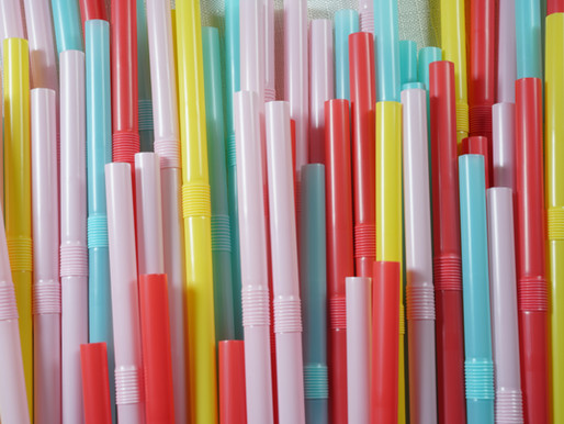 The Circular Economy (pt. 5): How Effective is the Plastic Straw Ban?