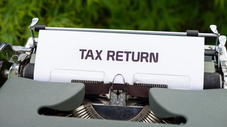 Late payment penalties for Self Assessment Tax waived until 1st April 2021