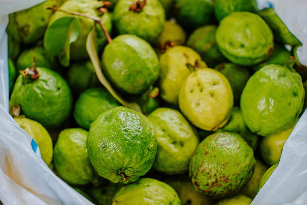 Terpenes 101: Caryophyllene Oxide (found in guava fruit)