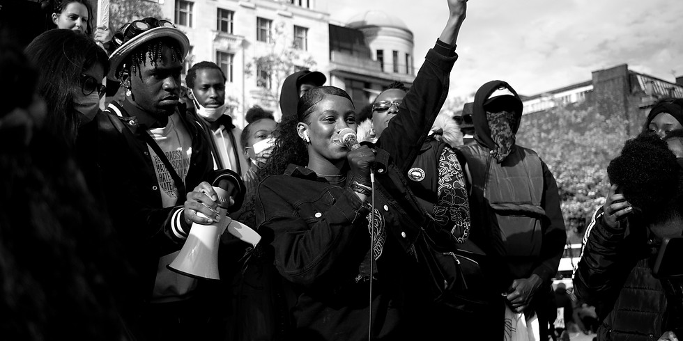 Civil Rights Now: Celebrating Today's Black Activists With LGBTQ Youth