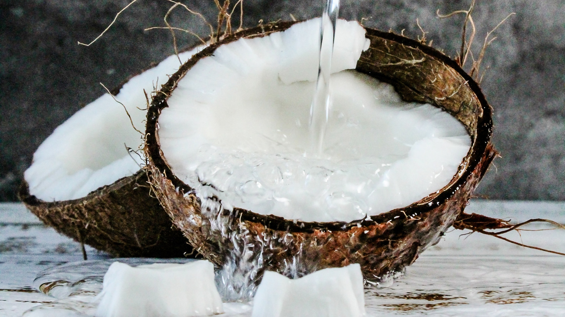 open coconut