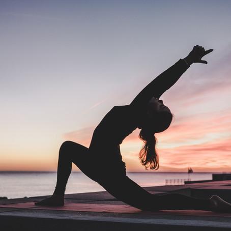 Yoga mit Christian geht online weiter