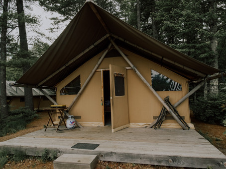 Where To Go Glamping In New England