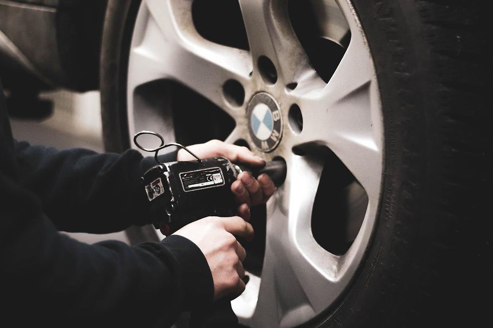 Vehicle Mechanics at TC Motors