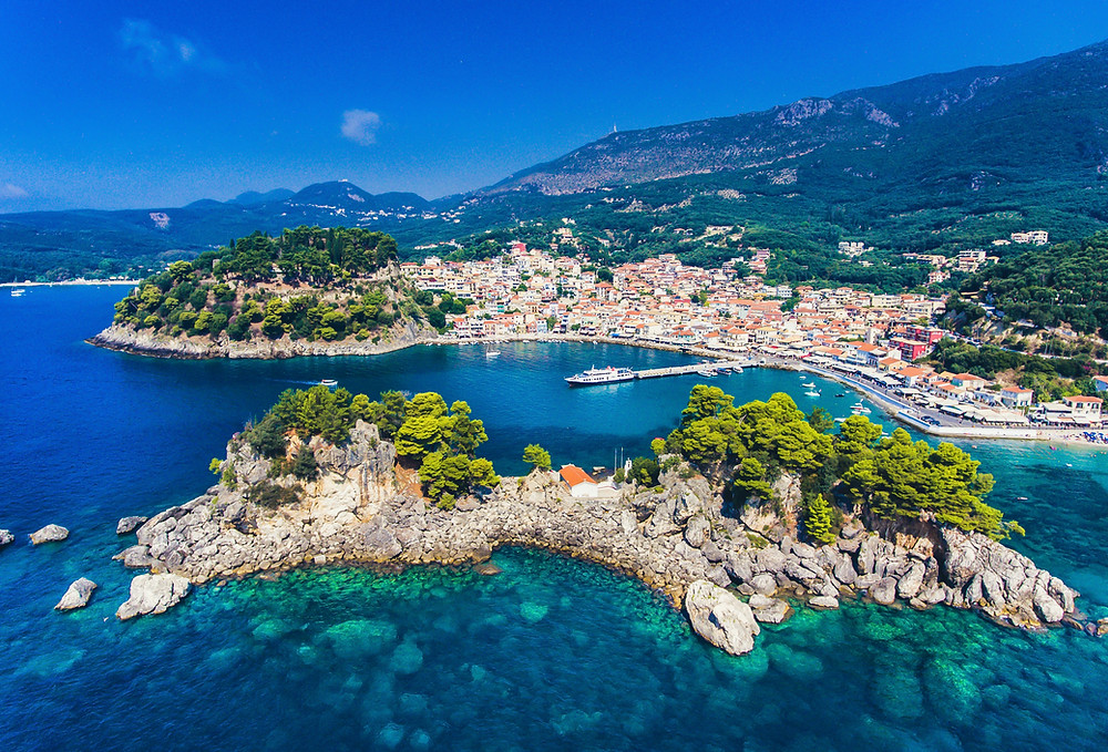 What to do and see in Parga, Greece