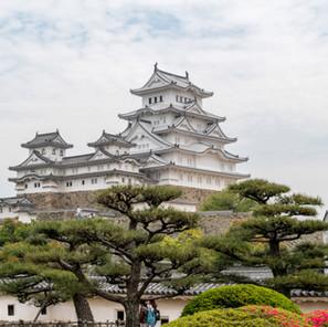 Castelo de HIMEJI: um ícone