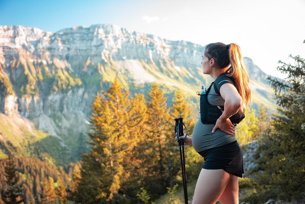 Hiking, Women Athletes, Maternity, Dream Bug, Extra Cover