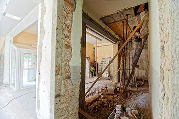 Demolition is part 1 to rebuilding