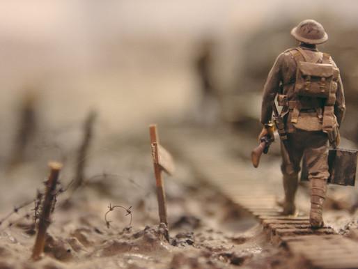 Onward Christian Soldiers (Sermon)