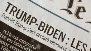 大統領選について、ここまでの分析