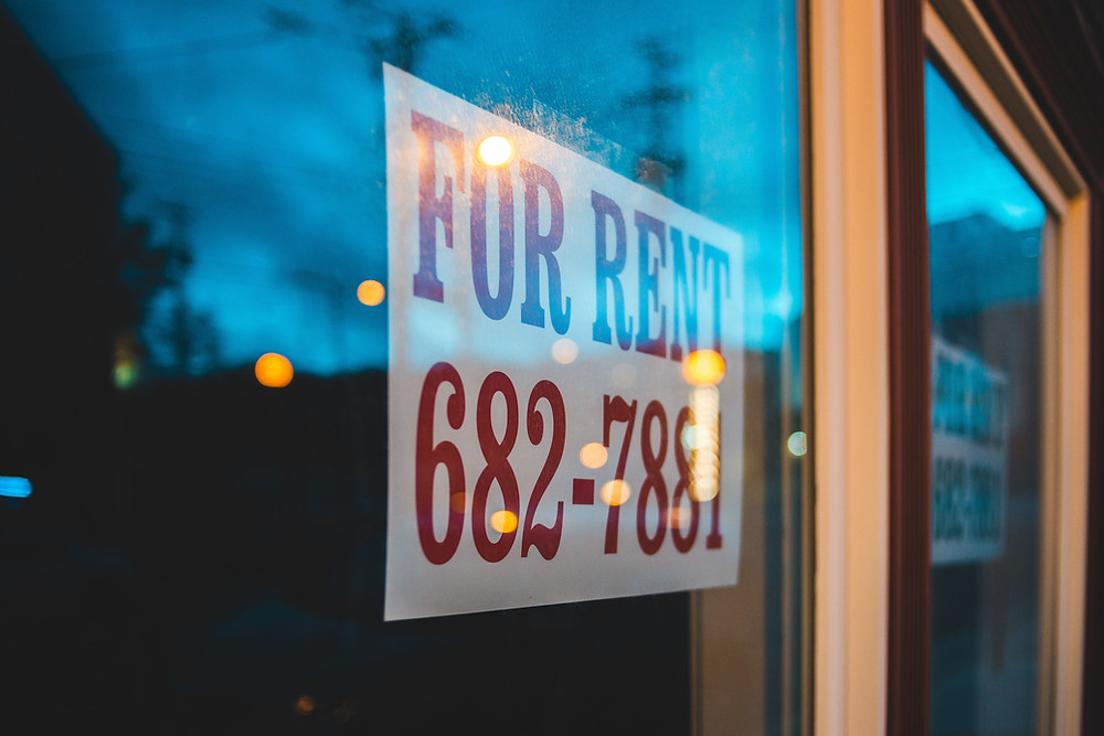 Negotiate your rent to reduce your rental cost and other costs such as furniture, stationaries
