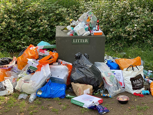 Fly Tipping Investigations Birmingham