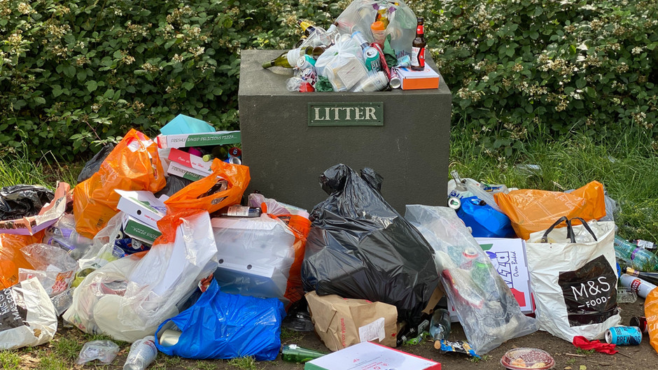 10p plastic bag charge introduced in England from Friday 21st May