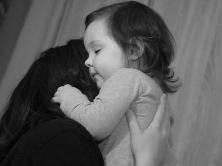 Knuffelen, knuffelen, knuffelen