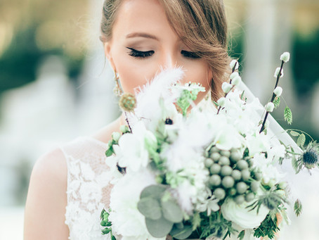 Wedding Day- Stop and Smell the Roses!