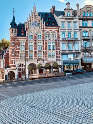 Cómo ir de París a Bruselas (Y viceversa)