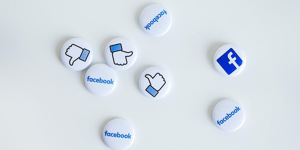 יצירה וניהול דף פייסבוק - חלק ב' 24.2 16:00