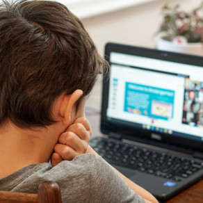 Virtual Learning In Two-Home Families: Setting Your Kids Up For Success