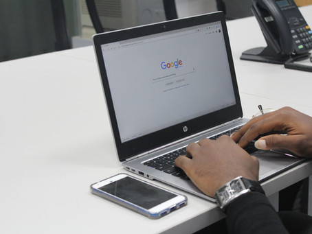 How to remove advertising in the Google search engine?