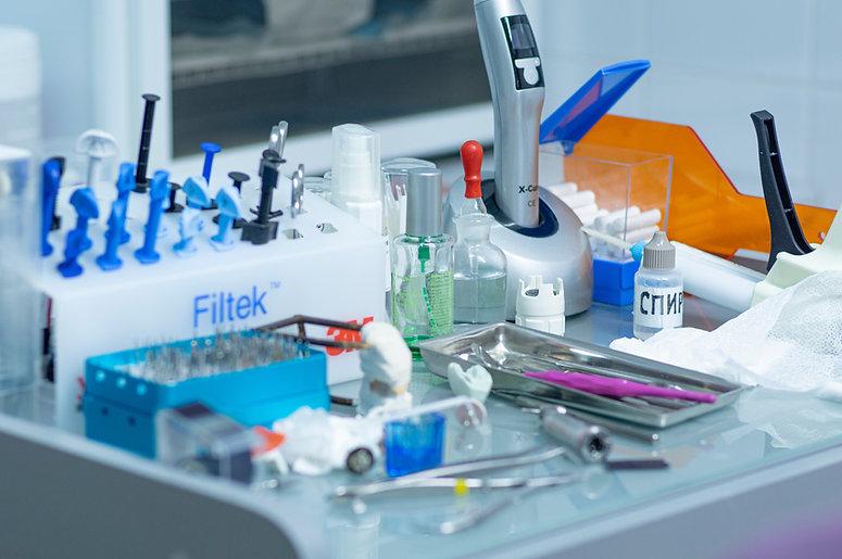 Laboratory benchtop