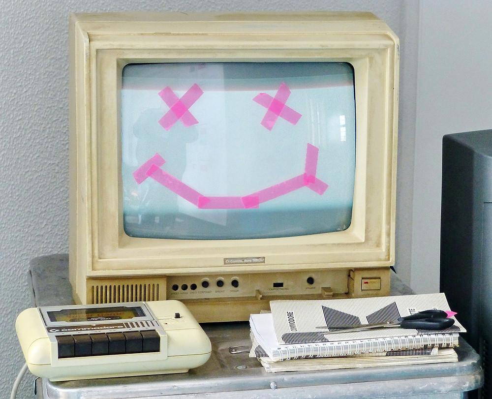 an old desktop
