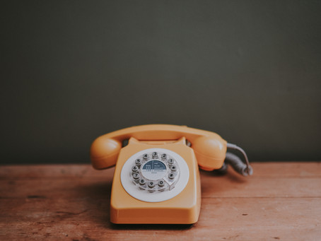 The Mundane is the Mission: Thoughts from Telephone Book Club