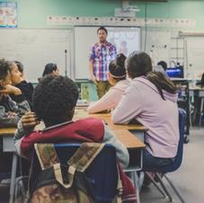 Teacher, secondary education