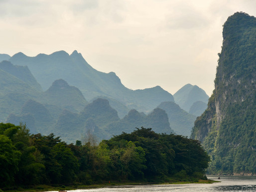 If a Bamboo Raft isn't for you, try this cruise along the Li River