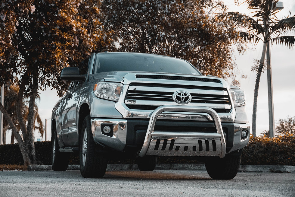 Silver Toyota Pickup Truck Repair | Quality Truck and Tire | Clare, MI 48617