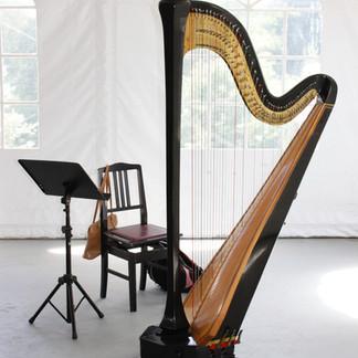 Harp Music by Philip Glass
