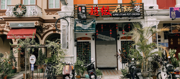 Conversion of Old Shophouses in George Town, Penang