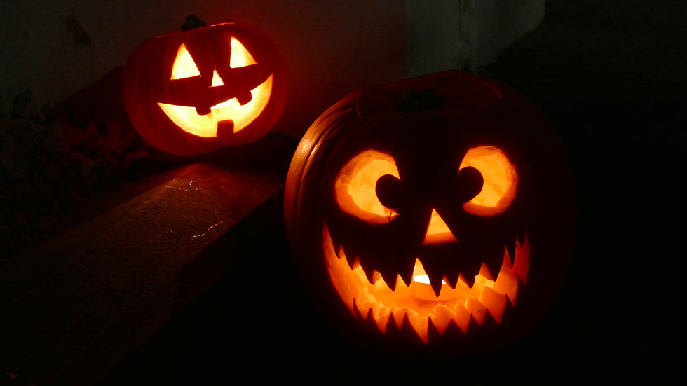 7-8pm Meaty - Saturday 31st October - Spooktacular Feast
