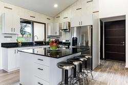 Küche neu in Wohnung