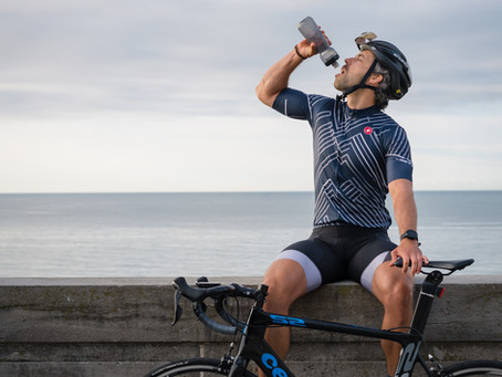 The Athlete's Kitchen-Hot Weather Hydration