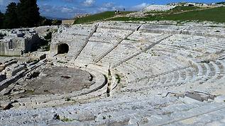 Greek Theatre Siracusa