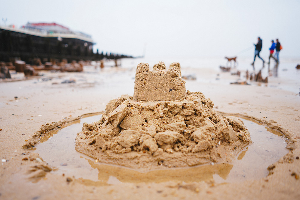 Stone or sand? What's your financial foundation built on?