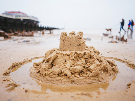 Stone Or Sand - What's Your Financial Foundation Built On?