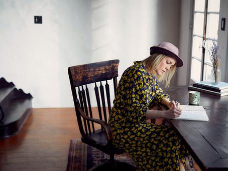 Inside the Mind of an Author: Where Do I Get My Ideas?