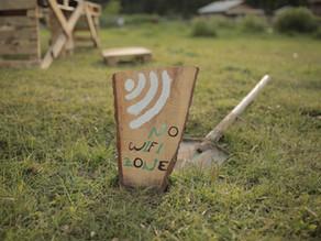 Snel internet in al onze bungalows