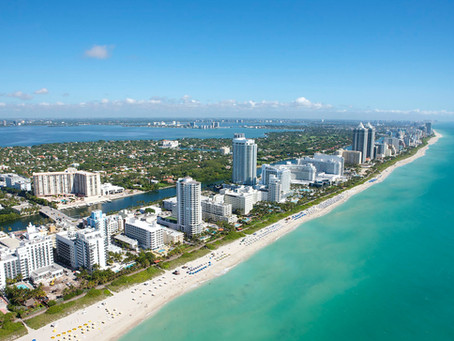 Miami tops list of most popular U.S. migration destinations