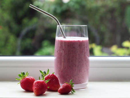 SMOOTHIES - Delicious and Jam Packed with Nutrition