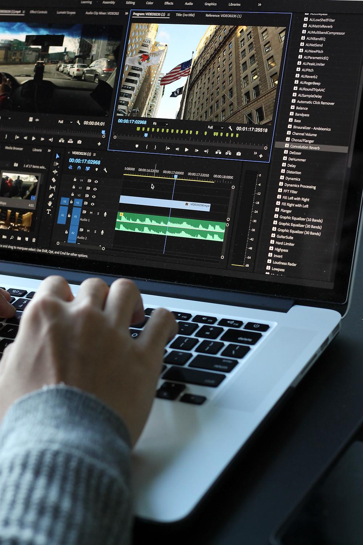 תוכנות עריכת וידאו חינמיות